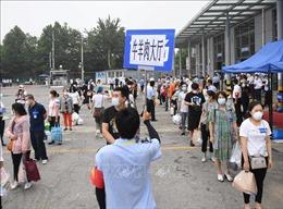 Bắc Kinh không còn khu vực nguy cơ cao dịch bệnh COVID-19