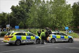 Cảnh sát Anh bắt giữ 4 đối tượng bị tình nghi chuẩn bị tấn công khủng bố