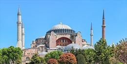 Tranh cãi nổ ra sau khi bảo tàng Hagia Sophia thành thánh đường Hồi giáo