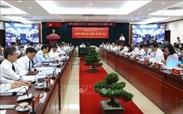 Bí thư Thành ủy TP Hồ Chí Minh: Nỗ lực giữ vai trò đầu tàu kinh tế cả nước