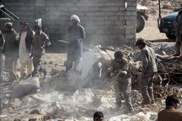 Taliban tấn công cơ quan tình báo quốc gia Afghanistan, ít nhất 14 người thiệt mạng