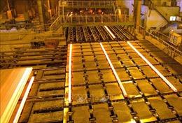Mỹ không áp thuế chống bán phá giá đối với thép của Hàn Quốc
