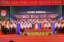 Tuyên dương 63 'Người thợ trẻ giỏi'toàn quốc năm 2020
