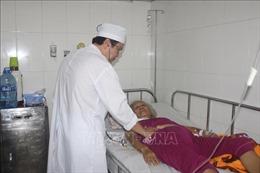 Điều trị thành công bệnh nhân nhiễm trùng đường mật trong tình trạng nguy kịch