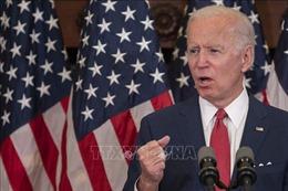 Ứng cử viên Joe Biden dừng tranh cử do dịch COVID-19