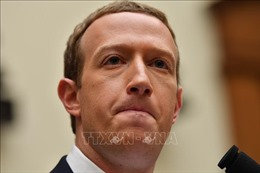 Bốn CEO công nghệ lên 'ghế nóng'tại Quốc hội Mỹ