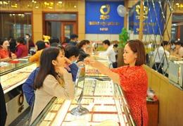 Giá vàng SJC sáng 31/7 tăng 380.000 đồng/lượng