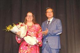 Kỷ niệm 25 năm Ngày thiết lập quan hệ ngoại giao Việt Nam - Hoa Kỳ