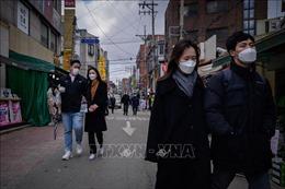 'Sốt'khẩu trang chống nước siêu mỏng tại Hàn Quốc
