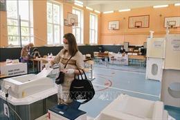 Ứng dụng công nghệ tạo đột phá trong cuộc bỏ phiếu sửa đổi Hiến pháp Nga