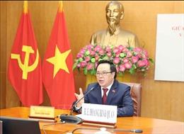 Trao đổi các biện pháp thúc đẩy quan hệ Việt Nam - Cuba