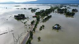 Lũ lụt và lở đất gây nhiều thiệt hại tại Bangladesh và Sri Lanka