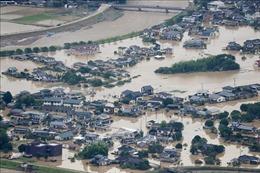 Nhật Bản cảnh báo thiên tai khẩn cấp tại khu vực Tây Nam