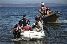 Thổ Nhĩ Kỳ bắt giữ 23 người di cư trái phép ngoài khơi Aegean