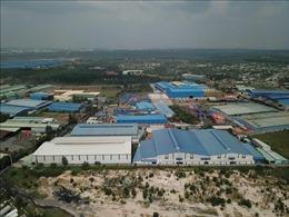 Phát hiện nhiều sai phạm tại khu vực quy hoạch Cụm công nghiệp Phước Tân