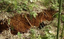 Nhiều khu vực ở Lào Cai nguy cơ sạt lở đất cao