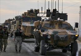 Nga, Thổ Nhĩ Kỳ nhất trí thúc đẩy ngừng bắn tại Libya