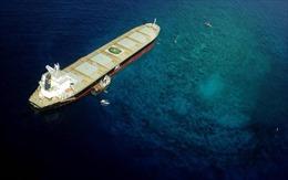 Sơ tán hàng trăm người, khắc phục sự cố tràn dầu ở miền Trung Philippines