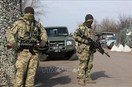 Quân đội Ukraine cáo buộc hành vi vi phạm lệnh ngừng bắn tại Donbas