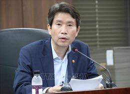 Bộ trưởng Thống nhất Hàn Quốc kêu gọi hợp tác liên Triều chống thảm họa