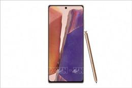 Samsung bán Galaxy Note 20 trên toàn cầu