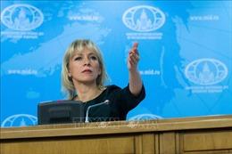 Nga chỉ trích Mỹ tăng cường binh sĩ tại Romania và Ba Lan