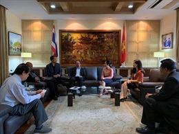 Bảo đảm nguồn cung lợn sống Thái Lan nhập khẩu vào Việt Nam ổn định, an toàn