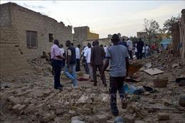 Khoảng 1 triệu người phải di tản vì bạo lực tại Burkina Faso