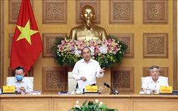 Thủ tướng chủ trì phiên họp Tiểu ban Kinh tế - Xã hội chuẩn bị Đại hội Đảng XIII