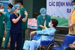 Đã có 632 bệnh nhân mắc COVID-19 được công bố khỏi bệnh