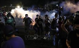 Bắt đối tượng nổ súng trong vụ biểu tình tại Kenosha, Mỹ