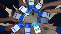 4 nhà mạngnhắn tin đề nghịcài đặt Bluezone đến 879.000 thuê bao tại Hải Dương