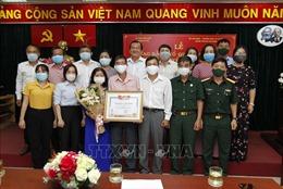 Trao bằng Tổ quốc ghi công cho gia đình Hiệp sỹ đường phố - Liệt sỹ Nguyễn Hoàng Nam