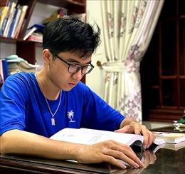 Chủ nhân HCV Olympic Sinh học quốc tế và ước mơ làm bác sỹ