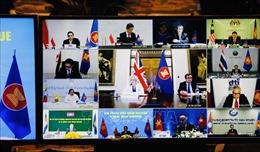 Đối thoại trực tuyến giữa ASEAN và Vương quốc Anh