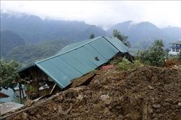 Lào Cai: Mưa lớn làm đổ tường nhà, một người tử vongtại chỗ