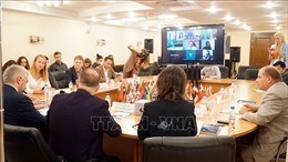 Cơ quan Hợp tác LB Nga tổ chức Hội thảo quốc tế 'Việt Nam hôm nay qua lăng kính Á - Âu'