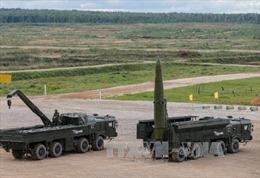 Ấn Độ rút khỏi cuộc tập trận đa phương Kavkaz-2020 tại Nga
