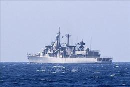 Đức chỉ trích các cuộc tập trận của Hy Lạp và Thổ Nhĩ Kỳ ở Địa Trung Hải