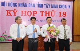 Thủ tướng Chính phủphê chuẩn kết quả bầu Chủ tịch UBND tỉnh Tây Ninh