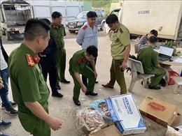 Doanh nghiệp kinh doanh thịt gà hết hạn sử dụng bị xử phạt hơn 52 triệu đồng