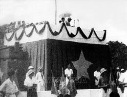 75 năm thực hiện lời thề độc lập - Bài cuối: Nâng tầm vị thế Việt Nam