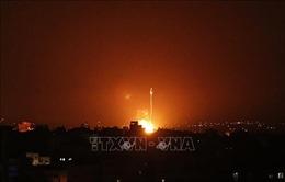 Israel tấn công trả đũa các mục tiêu của Hamas