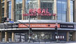 Hàng trăm rạp chiếu phim tại Mỹ mở cửa trở lại, người dân tỏ ra thận trọng