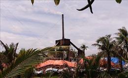 Người dân Bến Tre bức xúc vì các lò than gây ô nhiễm