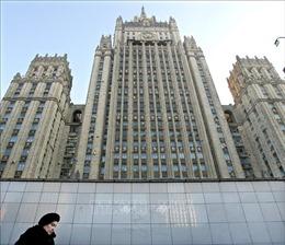 Nga trục xuất các nhà ngoại giao Slovakia