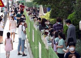 Báo động tình trạng gia tăng các vụ bạo hành trẻ em tại Hàn Quốc