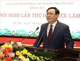 Tận dụng Cách mạng công nghiệp 4.0 để tạo đột phá phát triển Thủ đô Hà Nội