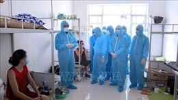 Ban Chỉ đạo Quốc gia kiểm tra công tác phòng, chống dịch COVID-19 tại Hải Dương