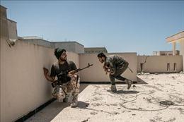 Bộ trưởng Quốc phòng Thổ Nhĩ Kỳ, Qatar và Ngoại trưởng Đức thăm Libya